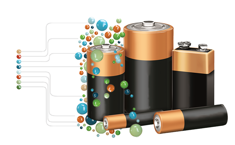 Batteries and Spheres